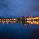 Modrá Praha
