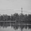 U minaretu