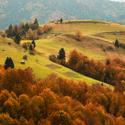 Podzim v kopcích