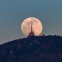 Lysá na Měsíci
