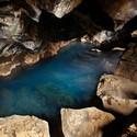 Jeskyně Grjótagjá Island