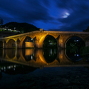 Old bridge Konjic