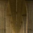 Ráno pod radotínským mostem