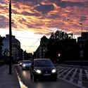Podvečer v Krakově