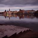 Deset schodů k Vltavě