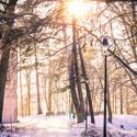 Zimní pohoda