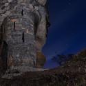 Zřícenina hradu Jestřebí (Habstein, Krušina)