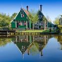 Perníkové chaloupky v Nizozemsku