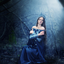 Ztracena princezna v lese
