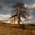evangelická kaple ve Svébohově