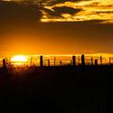 Západ Slunce nad Hrady (Dívčími :-))