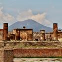 Pompeje pod Vesuvem