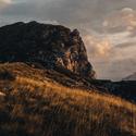 Mangart Sunset