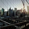 Pohled na Manhattan