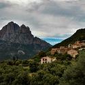 Vesnice v korsických horách