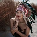 Indiánka z Leby
