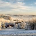 Zima v Dolním Jeníkově
