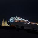 Noc na Spišskom hrade