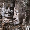 Tváře chrámu Bayon