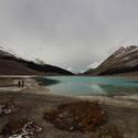 Sunwapta lake