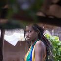 Dívka ze Zambie