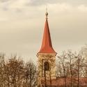 farní kostel sv. Jana Křtitele  II