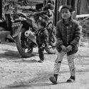 Děti z Syabru Bensi
