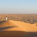 Magický večer v nekonečné poušti - Omán.