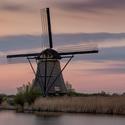 Mlýny v Kinderdijk
