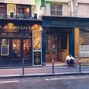 Siesta v Paříži