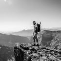 Jabal Shams Trail - Oman