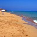 Koupání na Kypru
