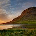 Zátoka Breiðafjörður - Island