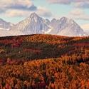 Podtatranská jeseň / Jesenné pohľady ...