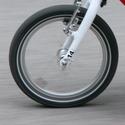 Tříletý cyklista