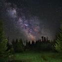 Noc nad Poledníkem