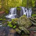 Poniklý vodopád 2
