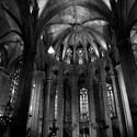 Chrám v Barceloně