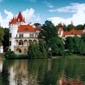 zámek Žinkovy