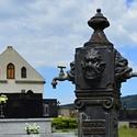 Pamětnice na hřbitově