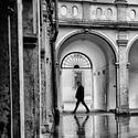 Procházka v dešti