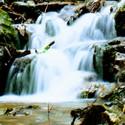 Huťský vodopád