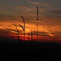 po západu slunce na Zvičině ;)