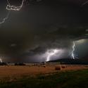Za bouře
