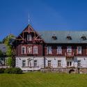 Lázeňská vila Vlasta, Karlova Studánka