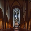 Salzburg - románský kostel