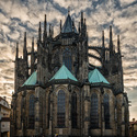 Dominanta pražského hradu