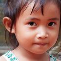 ... dievčatko z Kambodže