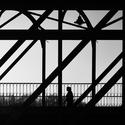 Ráno na mostě ...