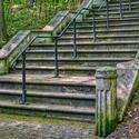 ... takové schody do nebe......